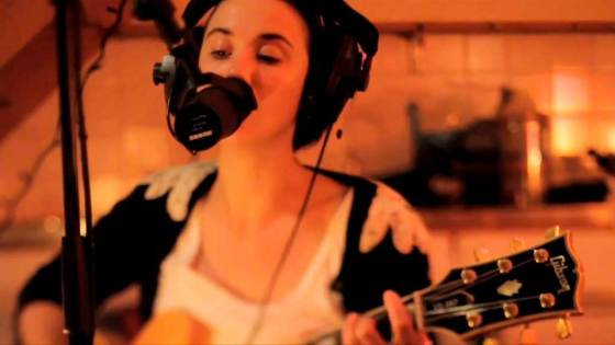 Lisa Hannigan Recording Diaries