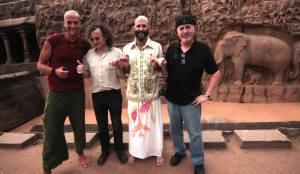 Myles, Martin, Matthew and Dennis